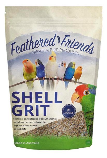 FF Shell Grit 1kg