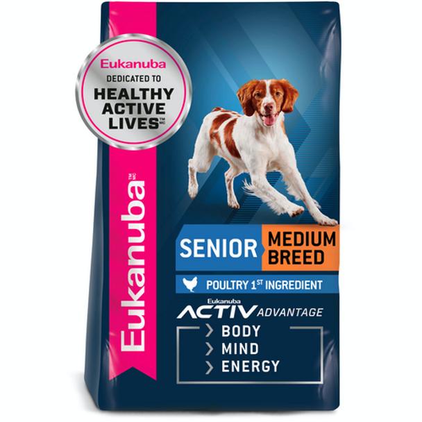 Eukanuba Dog Senior Medium Breed 15Kg