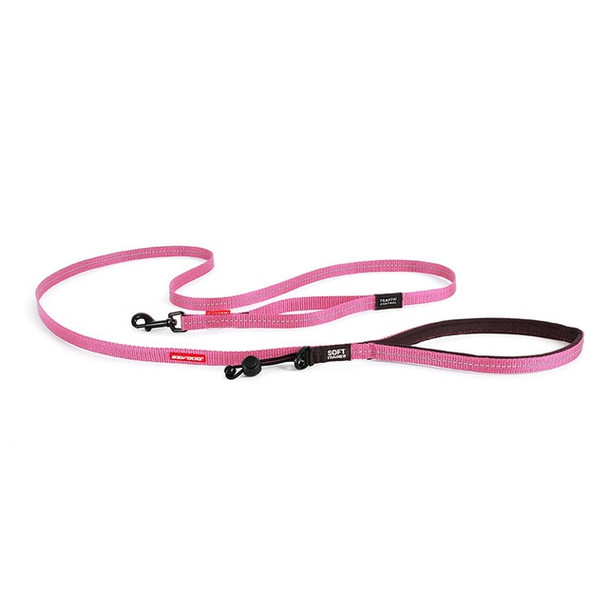EzyDog Leash Soft Trainer Lite Pink