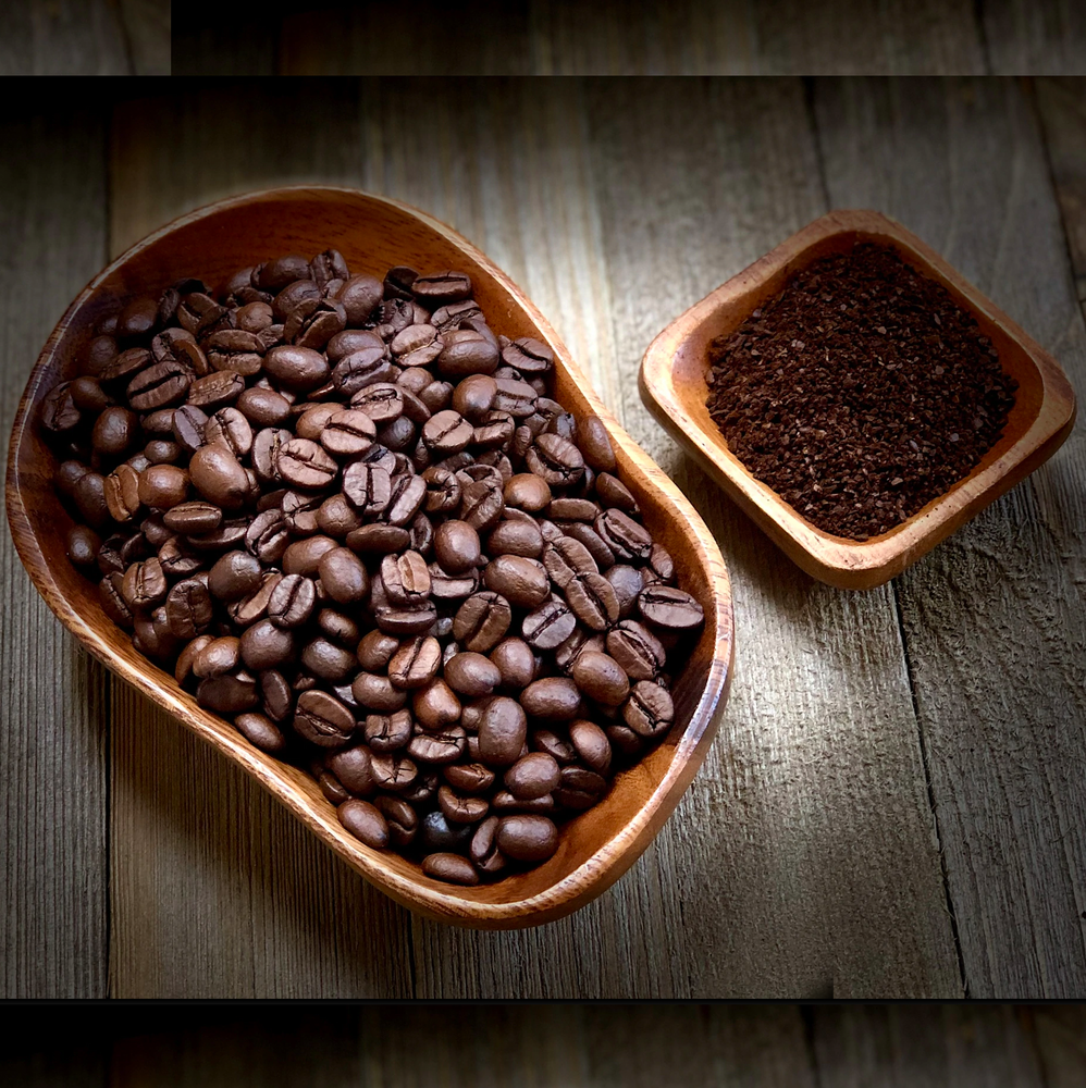 DARK Roast Coffee Beans 340 G / 12 OZ