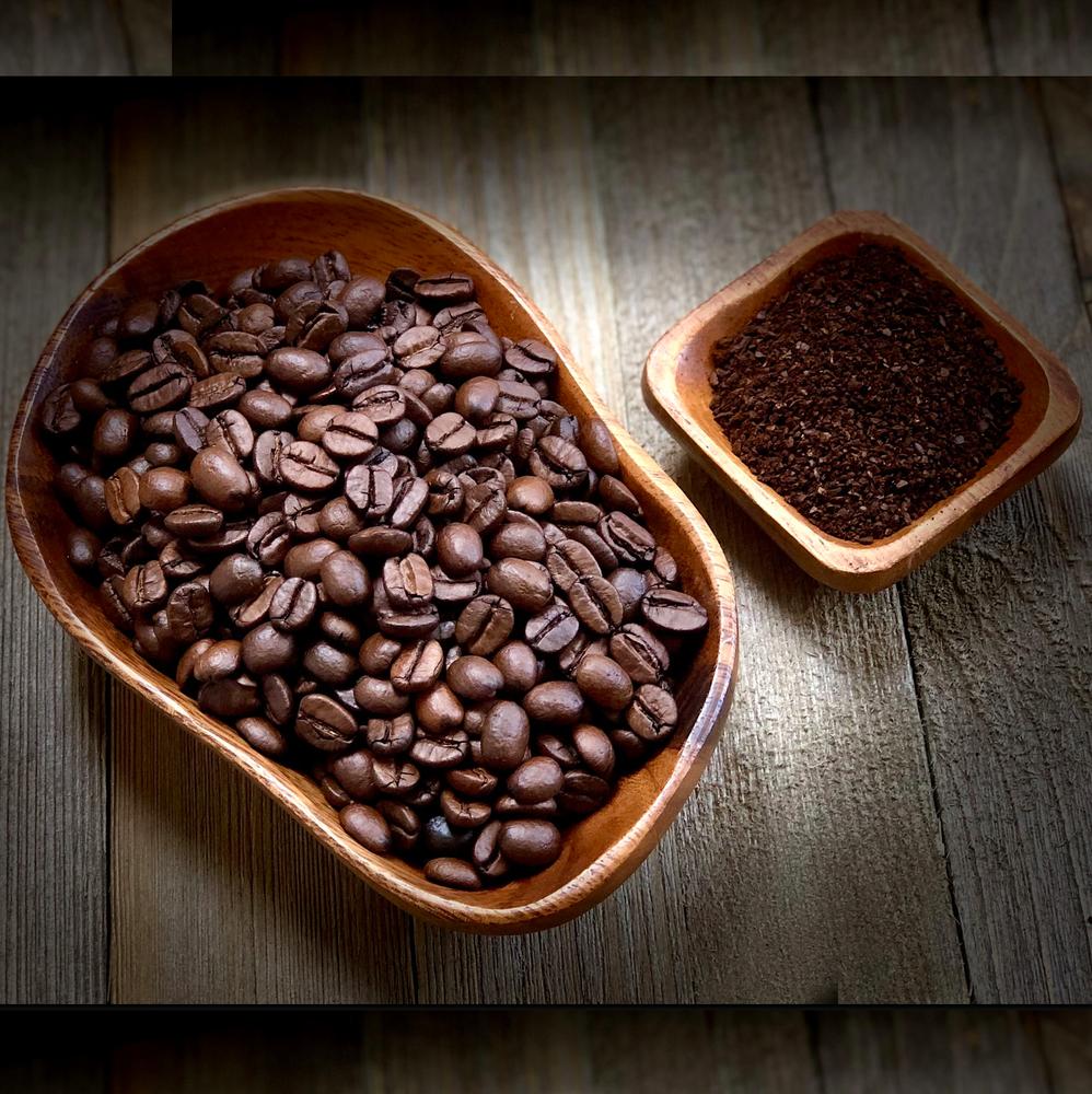 DARK ROAST COFFEE BEANS BULK 5 LBS /2.3 KG