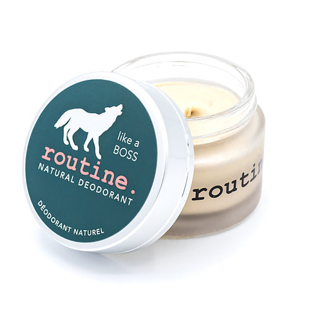Like a Boss - Natural Deodorant by Routine 58 ml