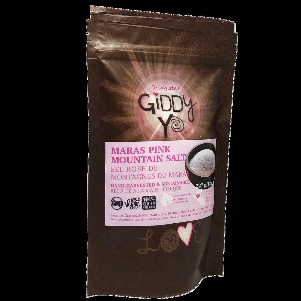 Maras Pink Mountain Salt (PERU) 227 g/ 8 oz