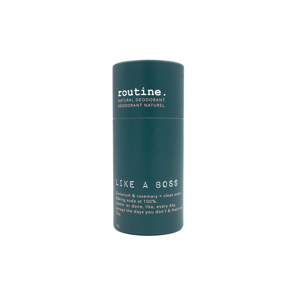 Like a Boss - Natural Deodorant STICK by Routine 50 g