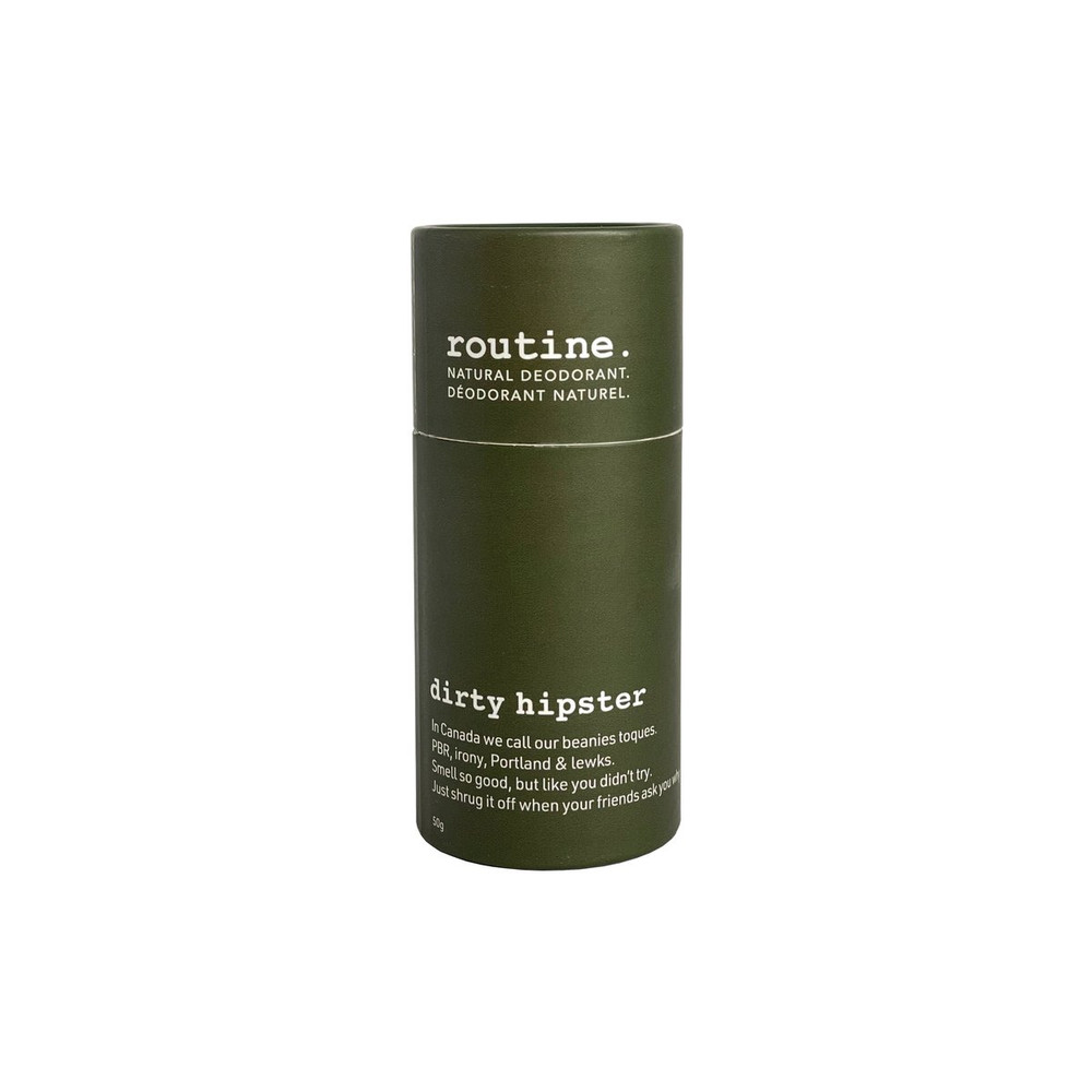 Dirty Hipster - Natural Deodorant STICK by Routine 50 g