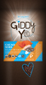 Giddy Yo Cacao Nibs (Ecuador) Certified Organic 454g / 1 lb Front Label