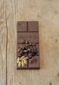 Giddy Yo Chocolate Moka Cardamom 72% Dark Certified Organic Bar