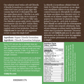 CHLORELLA TABLETS (TABS) (Taiwan) Broken Cell Wall 1 kg BULK Certified Organic - LABEL