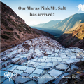 Maras salt pans located in the Sacred Valley of the Incas, Maras, Peru