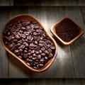 MEDIUM ROAST COFFEE BEANS BULK 5 LBS /2.3 KG