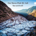 *NEW* Maras Pink Mountain Salt (PERU) 227 g/ 8 oz