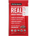 ALMOND CRUNCH Mid-Day Squares, Case of 12, Org & Vegan, Refrigerated