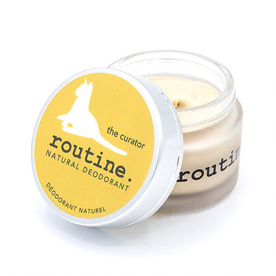 The Curator - Natural Deodorant by Routine 58 ml