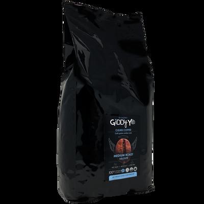 MEDIUM ROAST COFFEE BEANS (Formerly Espresso) 5 LBS /2.3 KG
