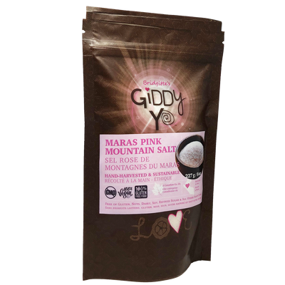 Maras Pink Mountain Salt (PERU) 227 g/ 8 oz