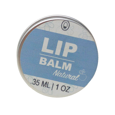 Rallis 'Olive in the Raw' Lip Balm 28g/ 1 oz tin