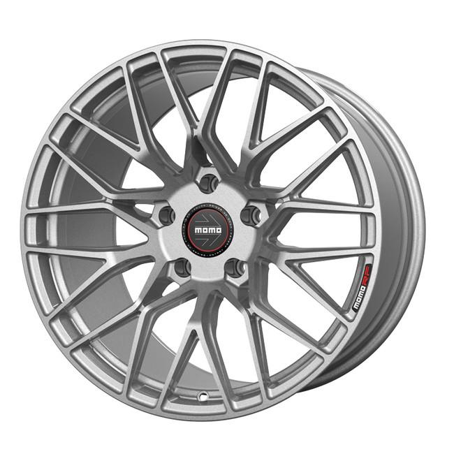 MOMO Catania Rotary Formed Gloss Silver Wheel 18x10 +40 5x114.3BC 7.1BS - M10680065P40.
