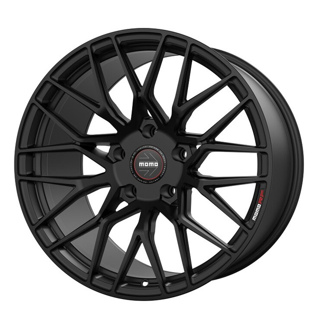 MOMO Catania Rotary Formed Satin Black Wheel 19x9.5 +35 5x114.3BC 6.6BS - M10599565P35