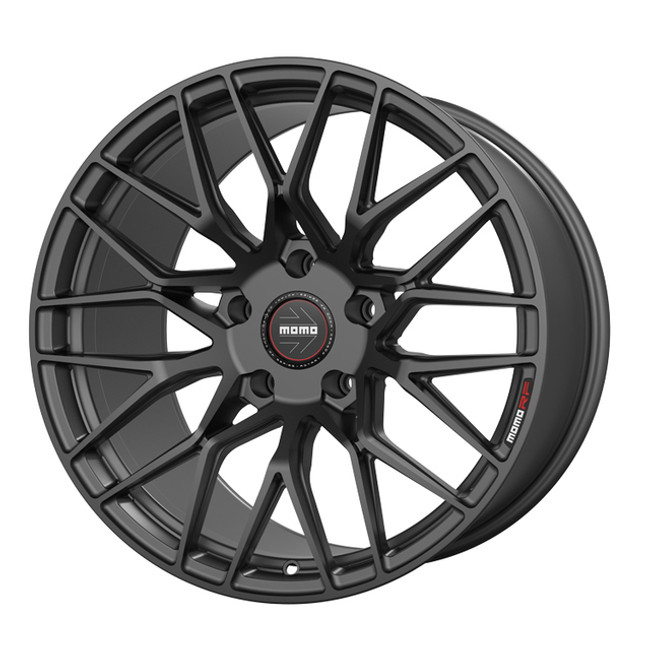MOMO Catania Rotary Formed Satin Anthracite Wheel 18x8.5 +45 5x114.3BC 6.5BS - M10788565P45