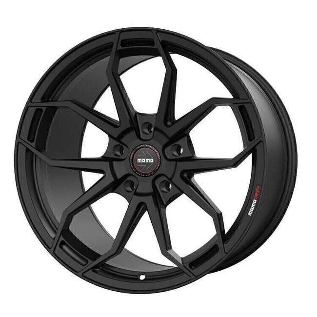 MOMO Anzio Rotary Formed Satin Black Maxima Accord Mazda6 Camry Wheel 19x8.5 +45 5x114.3BC 6.5BS - M10198565P45