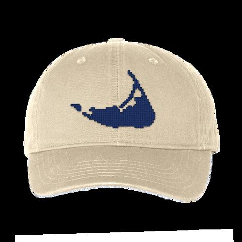 Nantucket Needlepoint Hat