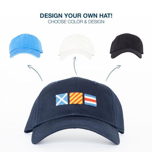 Custom Needlepoint Hat