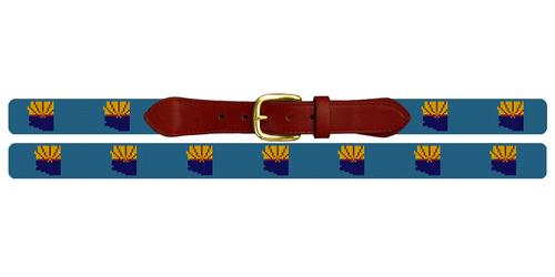 Arizona State Needlepoint Belt