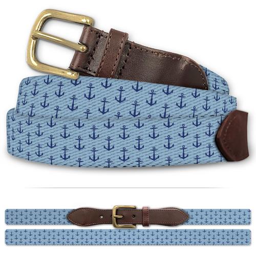 Tiny Anchor Classic Cotton Belt