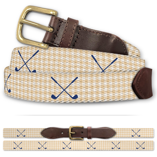 Custom Golf Clubs Classic Cotton Belt