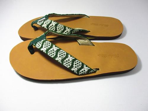 Pineapple Flip Flops - Clearance