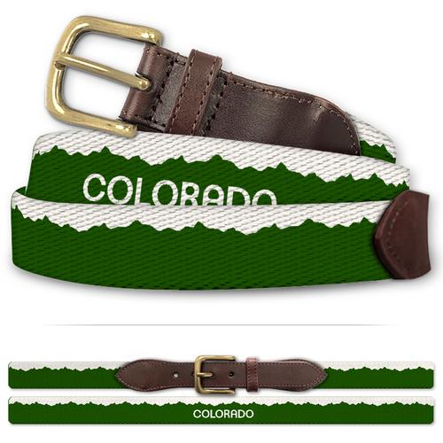 Colorado Ski Town Classic Cotton Belt