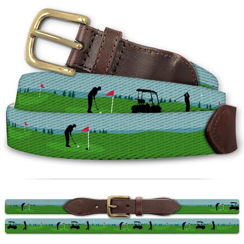 Golfing Classic Cotton Belt