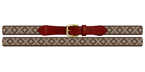 Hera Needlepoint Belt