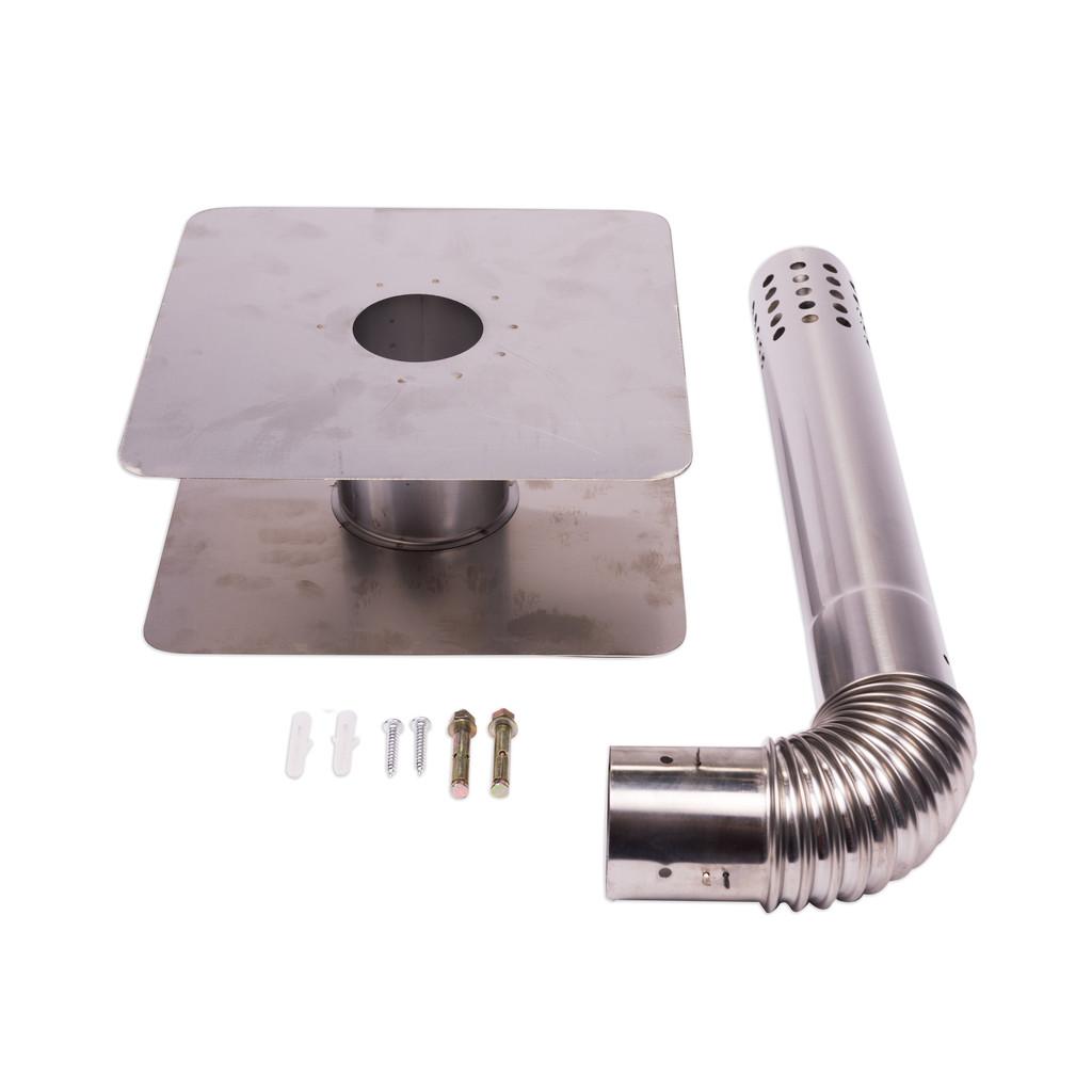 Eccotemp FVI12 Indoor 4.0 GPM Liquid Propane Tankless Water Heater Accessories