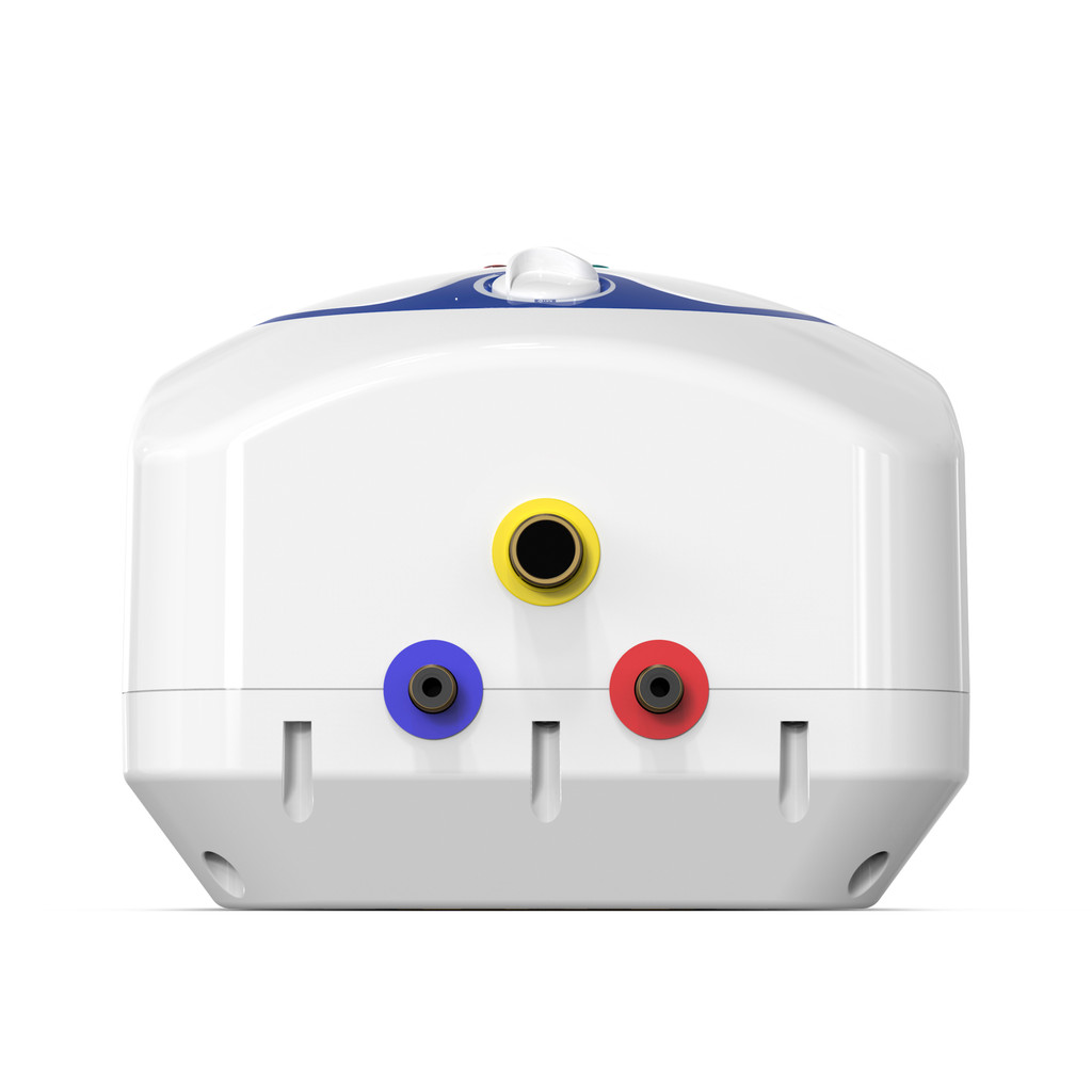 Eccotemp EM-2.5 Electric Mini Storage Tank Water Heater Top View