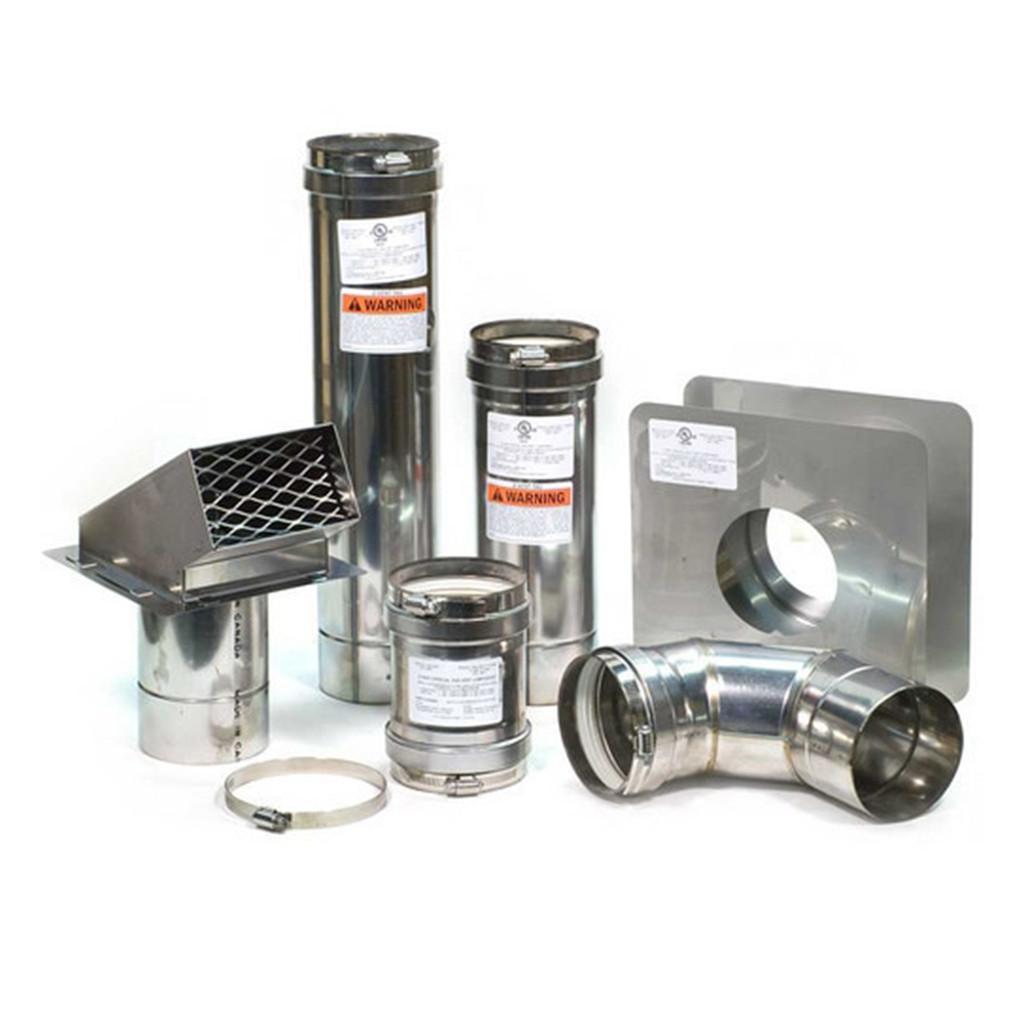 Eccotemp 45HI Indoor 6.8 GPM Liquid Propane Tankless Water Heater 4-Horizontal