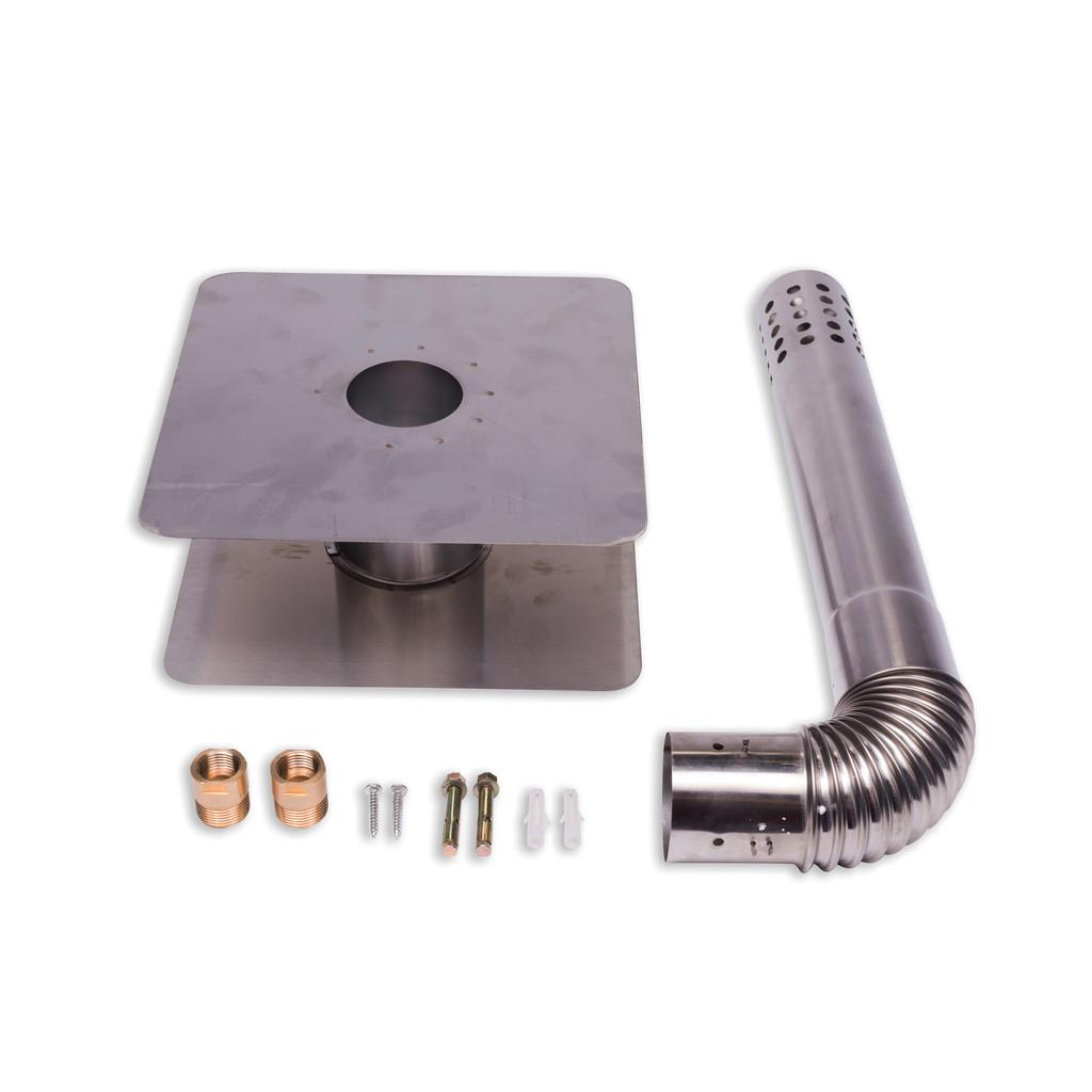 Eccotemp i12 Indoor 4.0 GPM Liquid Propane Tankless Water Accessories