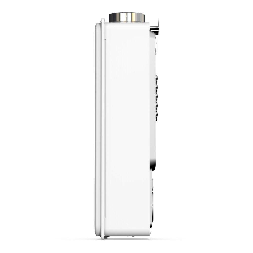Eccotemp 45HI Indoor 6.8 GPM Liquid Propane Tankless Water Heater Left View