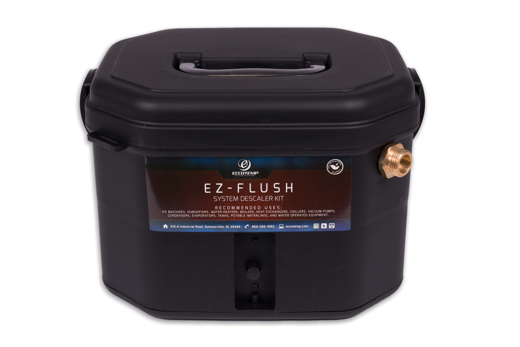 Eccotemp EZ-Flush System Descaler Kit Front View