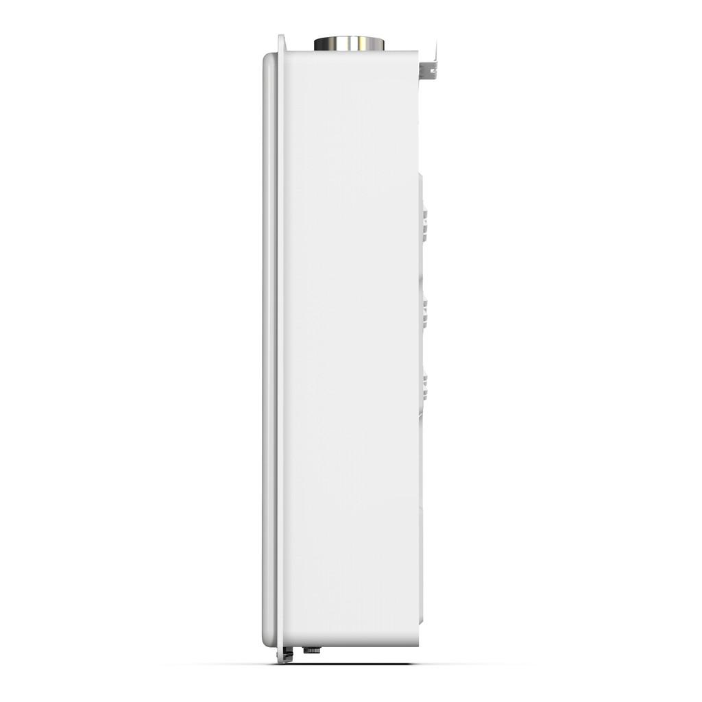 Eccotemp 20HI Indoor 6.0 GPM Liquid Propane Tankless Water Heater Left View