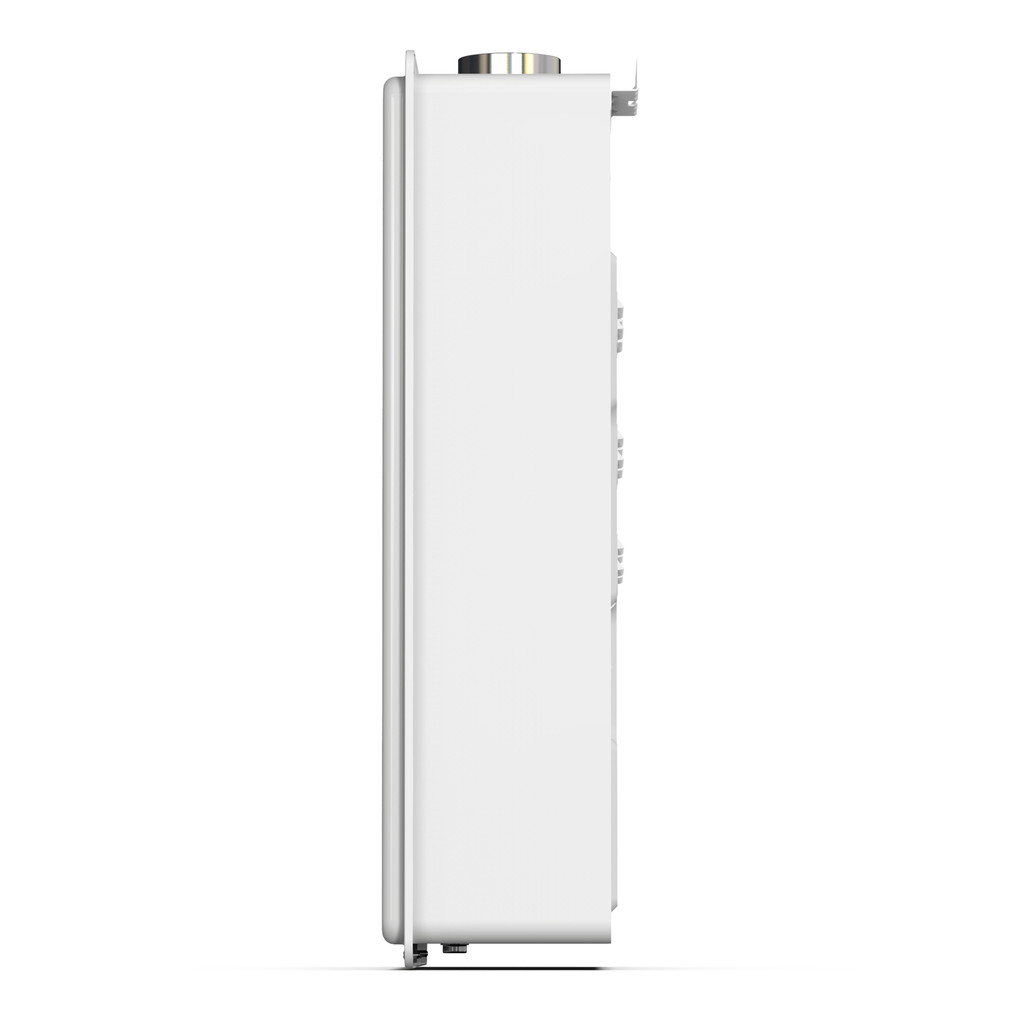 Eccotemp 20HI Indoor 6.0 GPM Natural Gas Tankless Water Heater Left View