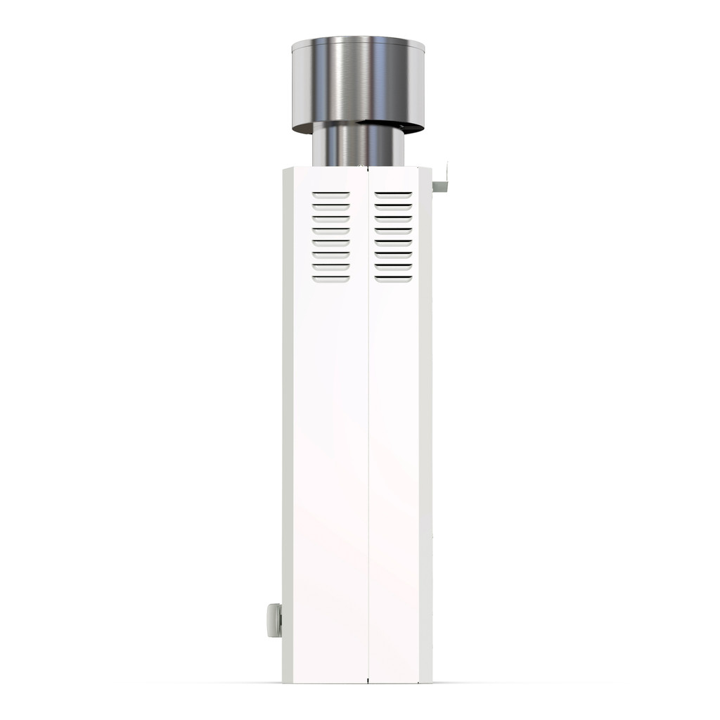 Eccotemp L10 Portable Outdoor Tankless Water Heater Right View