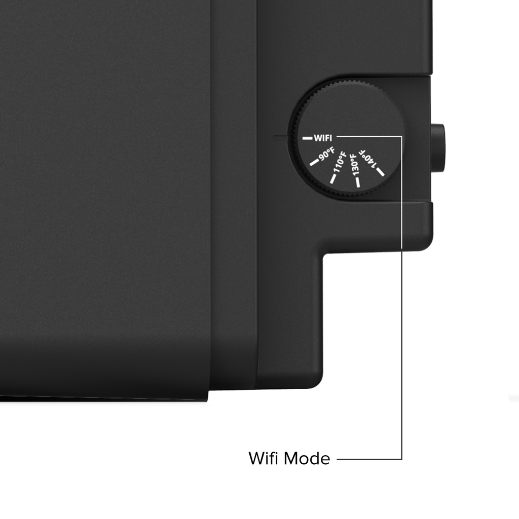 Eccotemp SmartHome 4.0 Gallon Mini Tank Water Heater Manual Settings