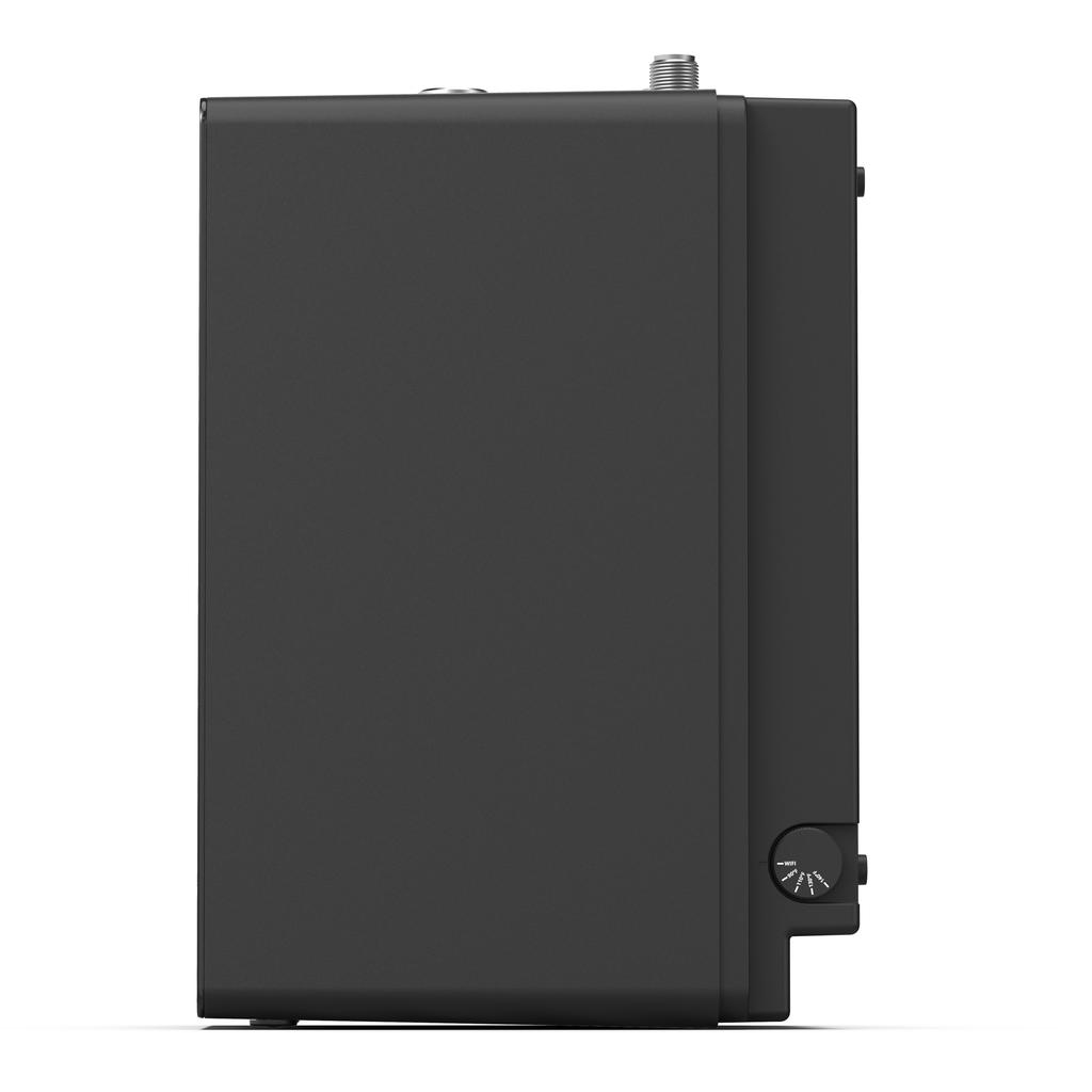 Eccotemp SmartHome 4.0 Gallon Mini Tank Water Heater Left View