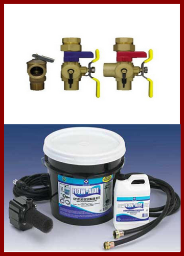 Top Accessories For Your Tankless Hot Water Heater (Residential)