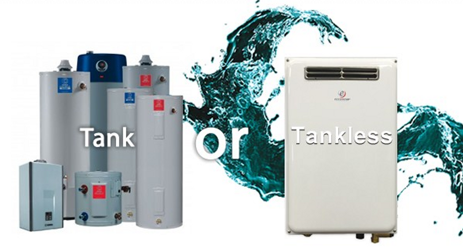 Why Should You Go Tankless?