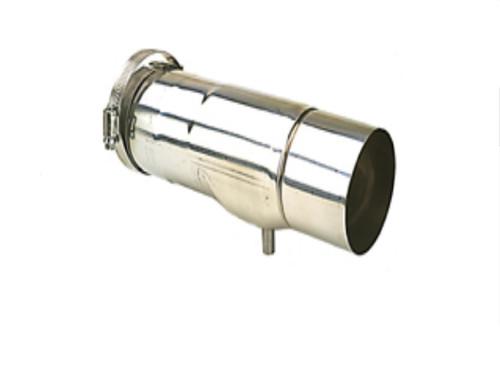 "Eccotemp  4"" Horizontal Condensation Drain Pipe"