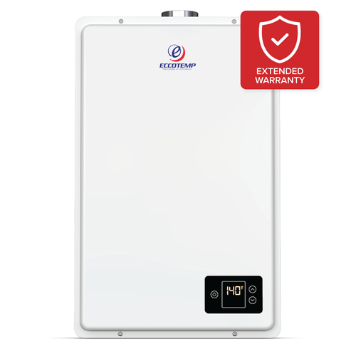 Silver 1 Year Protection Plan for 20HI Tankless Water Heaters
