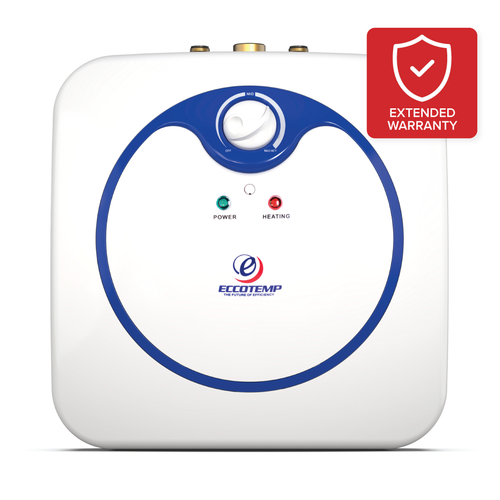 Silver 1 Year Protection Plan for Mini Tank Water Heaters