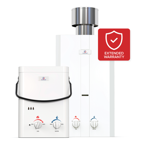 Gold 2 Year Protection Plan for Portable Tankless Water Heaters